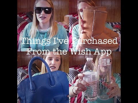 Things I Have Purchased From the Wish App + Mini Reviews | Beth Feimster