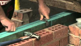 How To Install A Subfloor - Diy At Bunnings