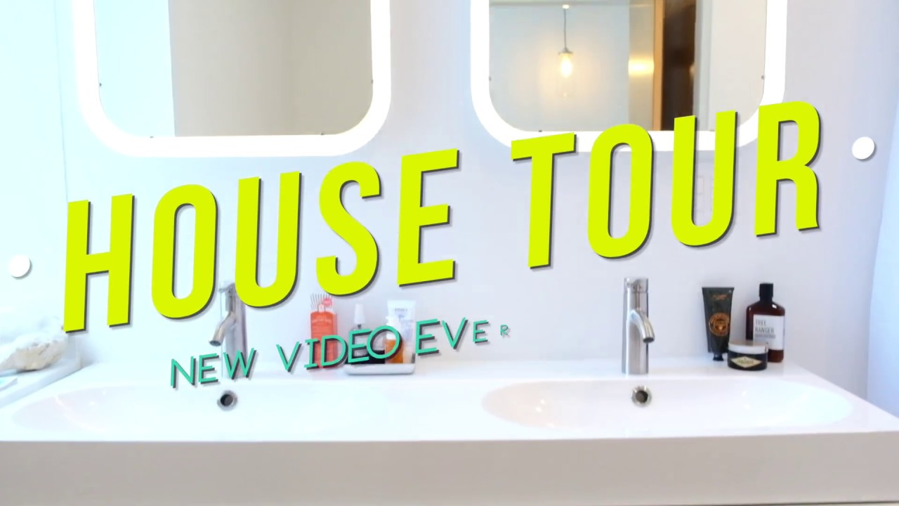 HOUSE TOUR 2017! WE FOUND OUR DREAM HOME!