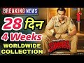 Simmba 4Weeks Worldwide Collection | New Record | Simmba Box Office Collection Till Now
