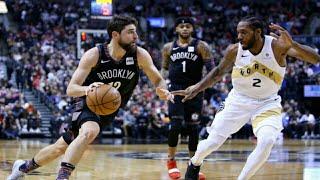 Brooklyn Nets vs Toronto Raptors Full Game Highlights 1/11/2019