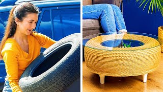 5-Minute DECOR - AWESOME DECOR PROJECTS FOR YOUR HOME || 5-Minute Cement Crafts You Can Make With Your Hands! - VIDEOOO