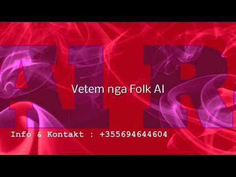 Folk Albania Kolazh Popullore I Ri & Karaoke Version