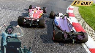 Сумасшедшая битва за подиум против команды Феррари!!! Гран-при Австрии | F1 2017