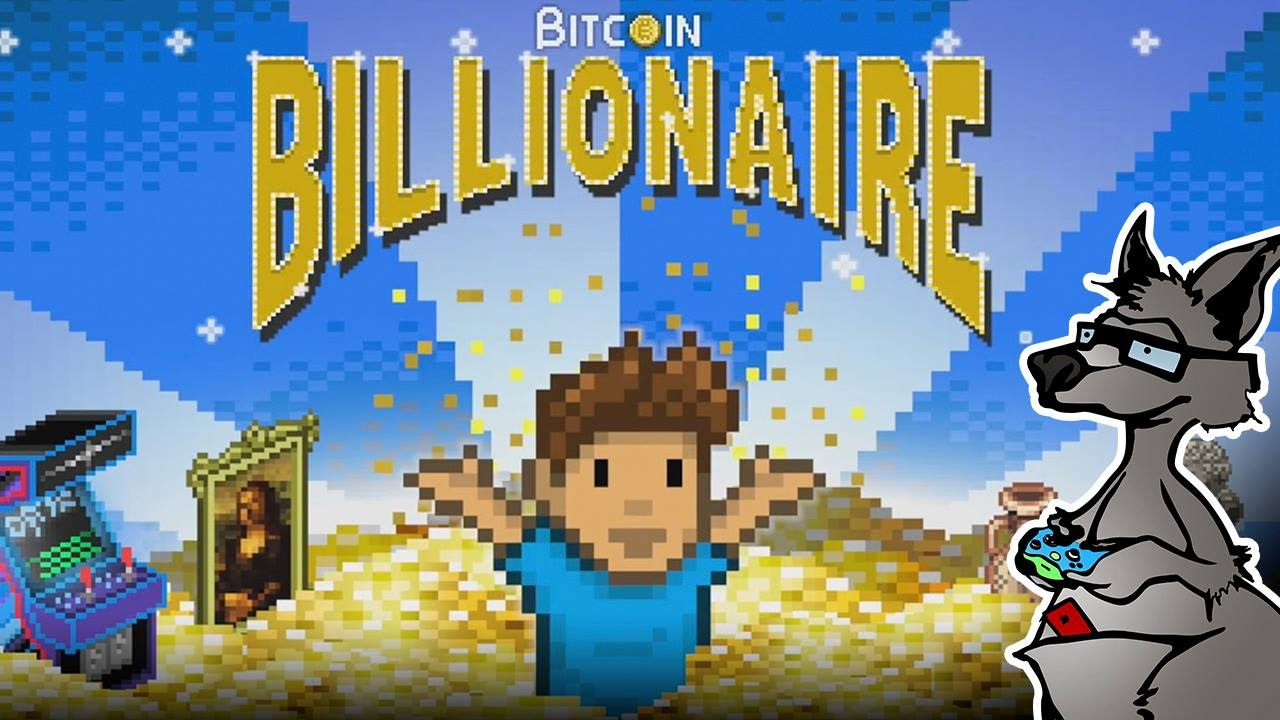 Bitcoin billionaire gameplay review anlise ios android youtube premium ccuart Choice Image