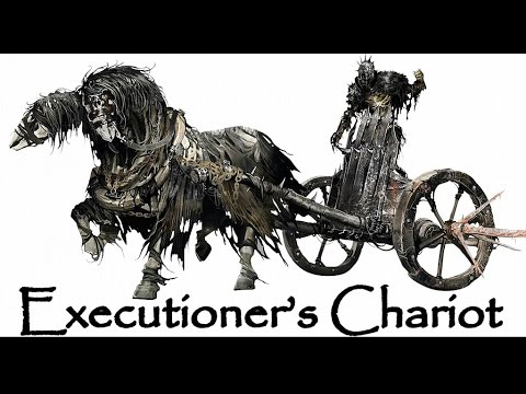 Dark Souls II - Biga do Carrasco fácil - Executioner