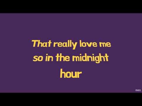 In the Midnight Hour | Wilson Pickett | Lyrics ☾☀