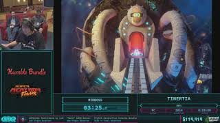 Tinertia by Midboss in 15:23 AGDQ 2018