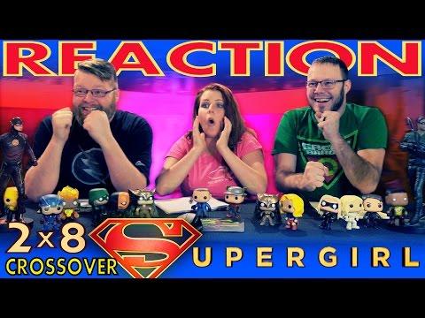 Supergirl 2x8 REACTION!!