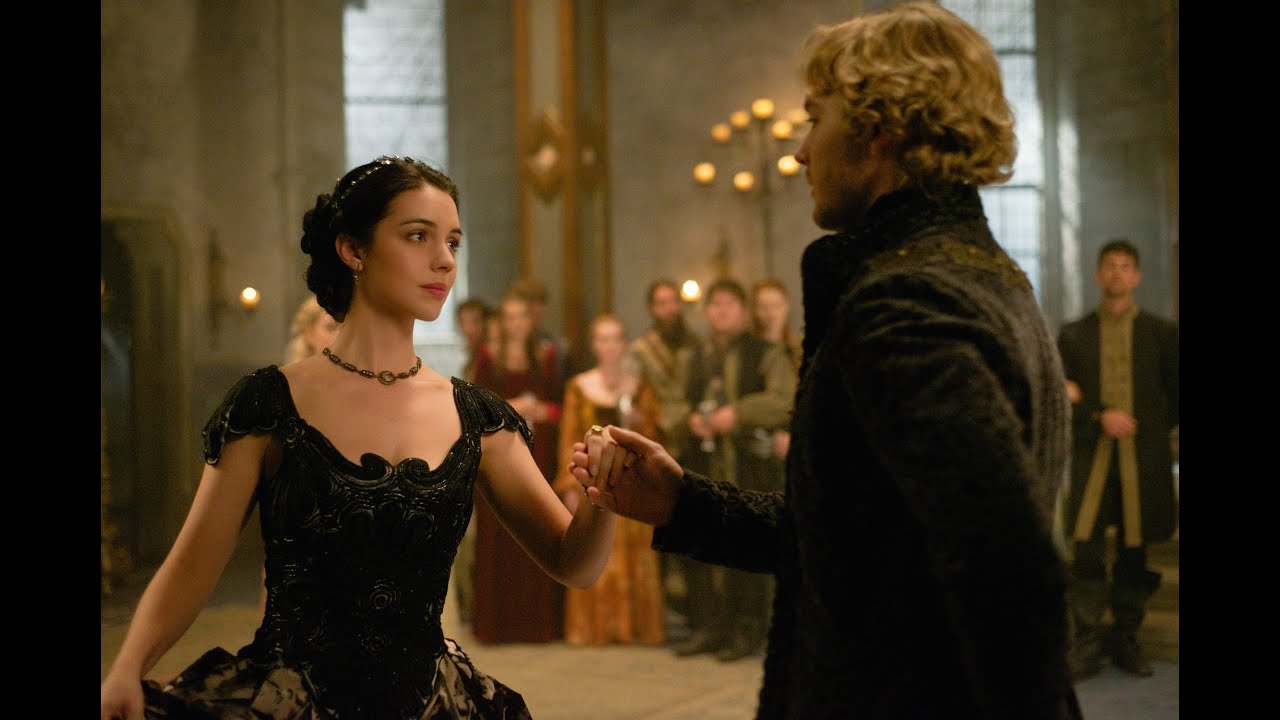 Reign 3x03 Frary Dance Mary Francis Danca Youtube Costumes Adelaide