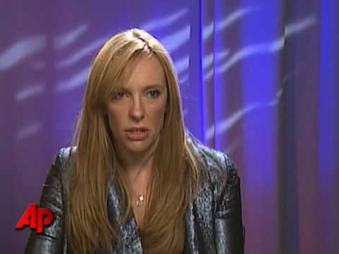Toni Collette Beside Herself Over 'Tara'