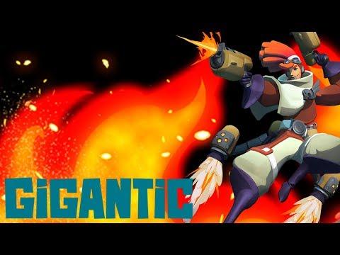 Gigantic : Beckett Gameplay -