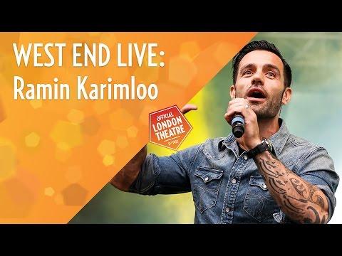 West End Live 2016 Ramin Karimloo