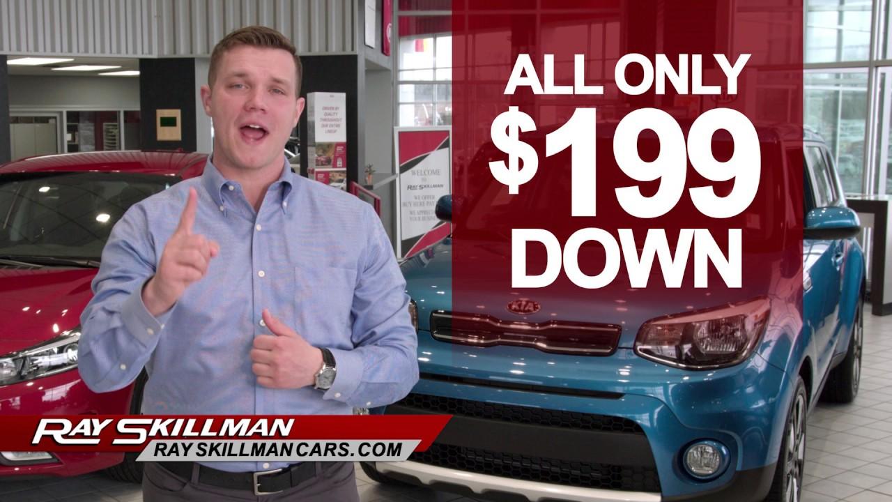 Ray Skillman Kia >> Current Commercials Indianapolis Ray Skillman Kia