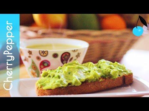 recette-express-&-healthy---tartines-gourmandes-à-l'avocat---vegan---cherrypepper