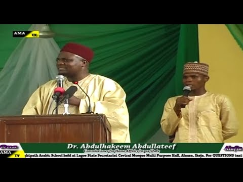 Download IMPORTANCE OF KNOWLEDGE   Dr Abdul Hakeem Abdul Lateef