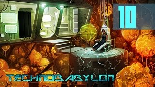 Technobabylon #10 - Runtime [Final / Ending / Credits, Walkthrough PC]