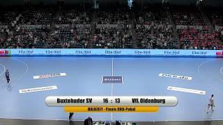 Final4 Endspiel  Buxtehuder SV vs VfL Oldenburg 16.05.2015