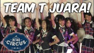 JKT48 CIRCUS BANDUNG TEAM T | DIMARAHIN ZARA :(