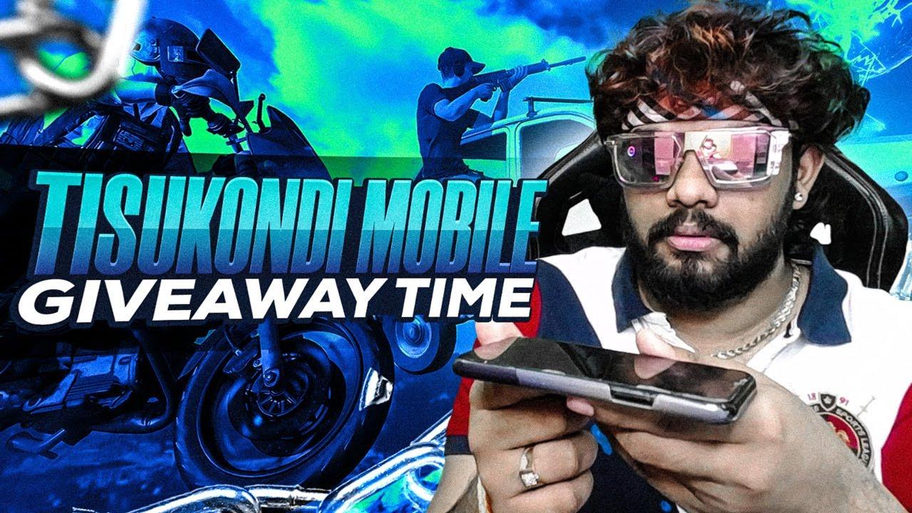 Tisukondi Mobile   Marri 15k Likes Target  Battlegrounds Mobile India #unqgamer #unqgaming #saharayt