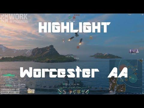 Highlight: Worcester AA Test
