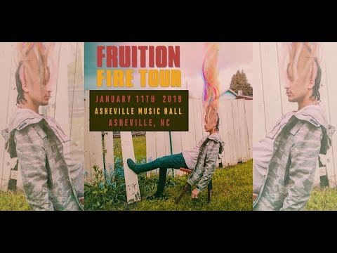 FRUITION Live @ ASHEVILLE MUSIC HALL 1-11-2019