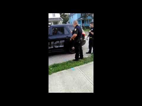 Cellphone video captures Garfield Heights police incident at heart of civil-rights lawsuit