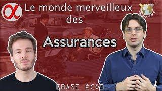 [BE] Le monde merveilleux des assurances ! Feat. Risque Alpha