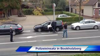 Polizeieinsatz In Bookholzberg