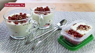 Mini-serniczki z owocami (deser lub przekąska bez pieczenia) :: Skutecznie.Tv [HD]