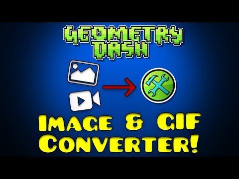 Geometry Dash Image & GIF Converter! [2.113]