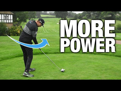 3 Simple Golf Drills For More POWER In The Golf Swing | Clearing The Hips | ME AND MY GOLF