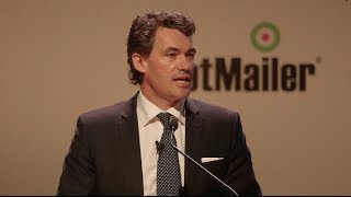 Gavin Patterson, Chief Executive of BT, opens LEAD 2014