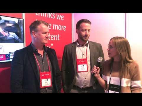 Massive Interactive Talks Data, Design and Content Discovery at APEX MultiMedia Market 2017