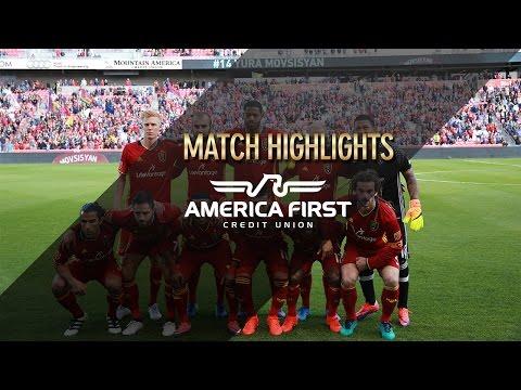 RSL v SKC: Broadcast Highlights 10/16/2016