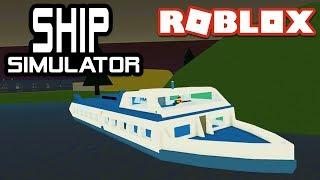 SHIP Simulator in Roblox !! | Simulatore di nave dinamica 2