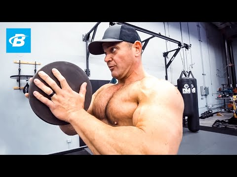 Build a Bigger Chest with the Plate Pinch/Svend Press | Mark Bell