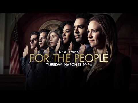 For The People ABC Trailer #2