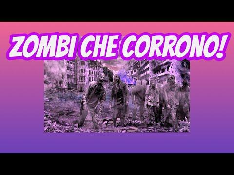 Due parole sugli zombi veloci | Film con gli zombi [Estratto Live]