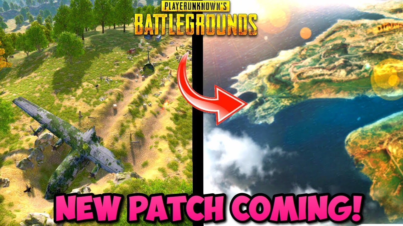 BIG NEWS UPDATE! PUBG ERANGEL REMASTERED IS COMING! All *NEW Patch Info
