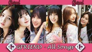 Video GFRIEND (여자친구) All Songs & Album Compilation download MP3, 3GP, MP4, WEBM, AVI, FLV Juli 2018