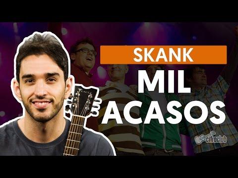 Mil Acasos - Skank (aula De Violão Simplificada)