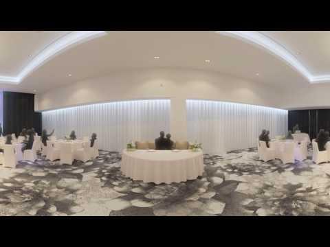Virtual reality wedding - InterContinental Montreal