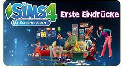 Die Sims 4: Elternfreuden Gameplaypack - Erste Eindrücke [CAS, Charakterwerte, Kindererziehung]