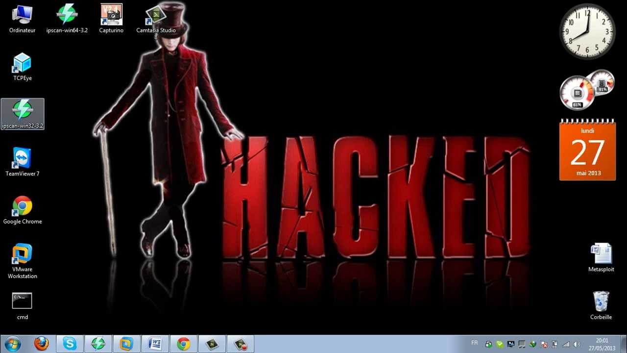 Hacking systems using payload and listener metasploit (backtrack 5.