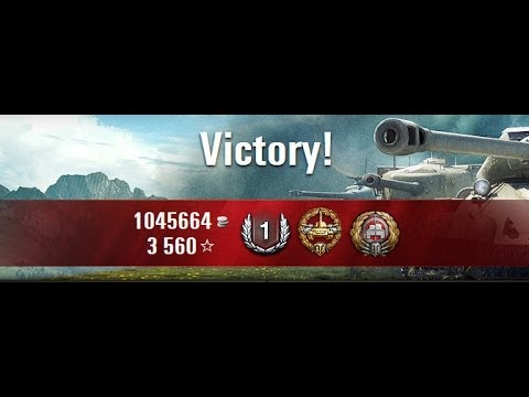 World of Tanks - 1 million credits Glitch