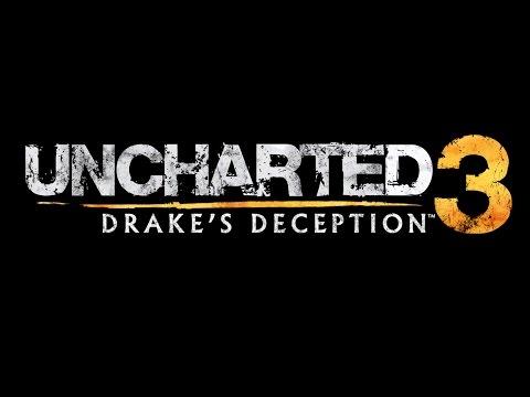 Uncharted 3: La Traición de Drake [Guía APLASTANTE + Tesoros] 01. Otra ronda