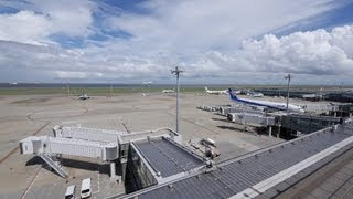 Time Lapse - Tokyo International Airport-
