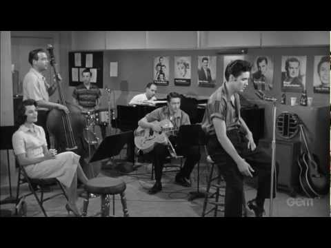 Elvis Presley -Don't Leave Me Now.