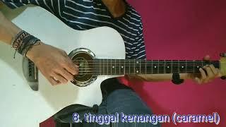 10 intro gitar keren lagu Indonesia part 1
